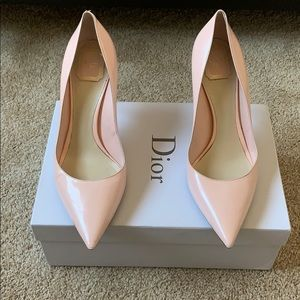 Christian Dior Light Pink Shoes (Size 41)
